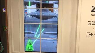 Invasión extraterrestre en el súper: diversión en la compra