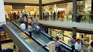 Septiembre: se resiente la afluencia a centros comerciales