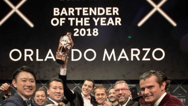 El australiano Orlando Marzo, Mejor Bartender del Mundo