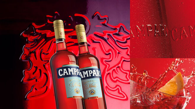 Campari sigue creciendo en China de la mano de Alibaba