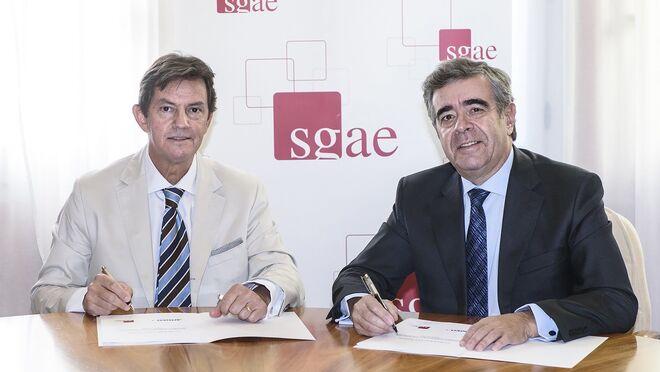Carrefour, Eroski y Alcampo renuevan con la SGAE