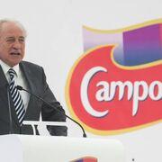Pedro Ballvé, expresidente de Campofrío