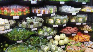 Una sección de verduras que bien merece un vistazo