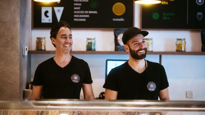 Nutnut, la boutique de los frutos secos, llega a Madrid