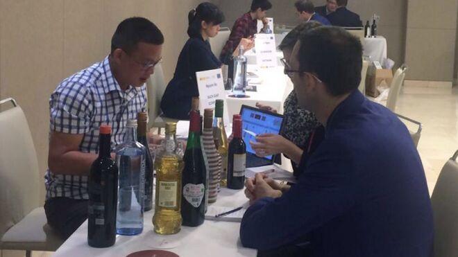 Compradores asiáticos se fijan en los alimentos españoles