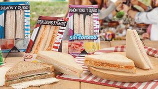 Sándwiches de Mercadona