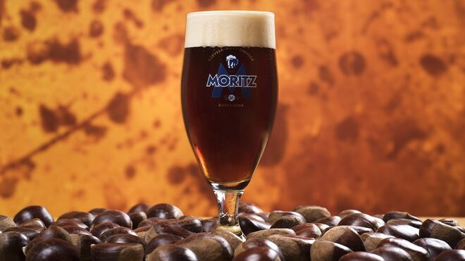 Moritz lanza su cerveza de otoño con un toque de castañas