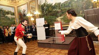 Barbadillo le echa 'teatro' al rediseño de Vega Real