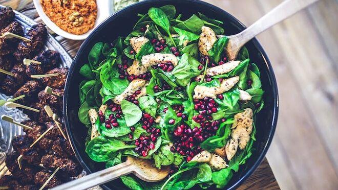 Comer bien y a domicilio ¿se puede?