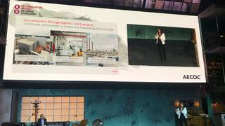 Ponencia de Nuria Ribé (Henkel) en el Congreso Aecoc 2018