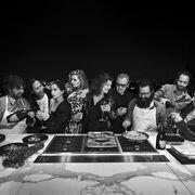El cantante Lenny Kravitz, fotógrafo de excepción para Don Pérignon