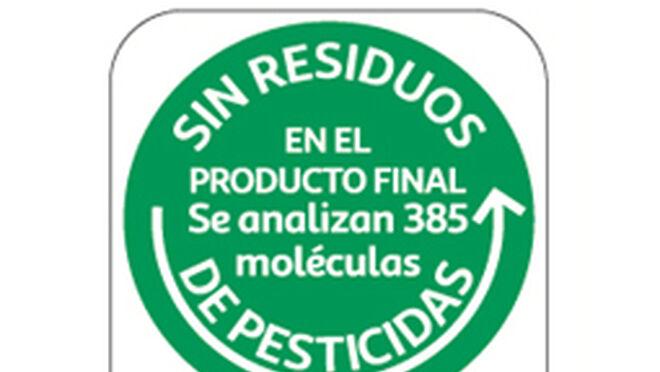 Auchan apuesta por la reducción de pesticidas