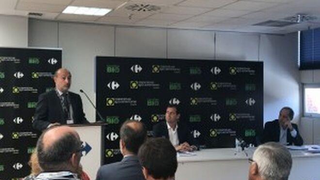 """Carrefour presenta su estrategia """"Act for Food"""" a las cooperativas ecológicas"""