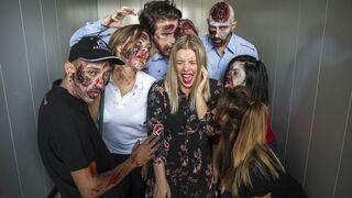 Carrefour Property calienta motores para Halloween