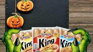 Las salchichas de ElPozo, protagonistas en Halloween
