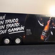 Estrella Galicia divulga el Samaín en Halloween
