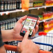 Las compras con el móvil se disparan pero la alimentación aún se resiste