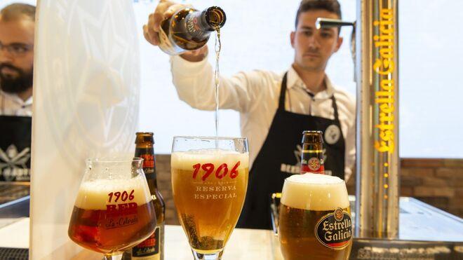 Estrella Galicia busca al Mejor Tirador de Cerveza de Valencia
