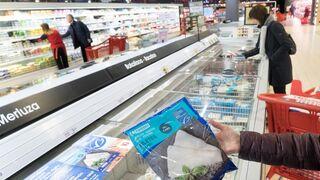 Eroski incorpora el sello MSC a su pescado congelado