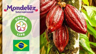 Mondelēz lleva a Brasil su proyecto Cocoa Life