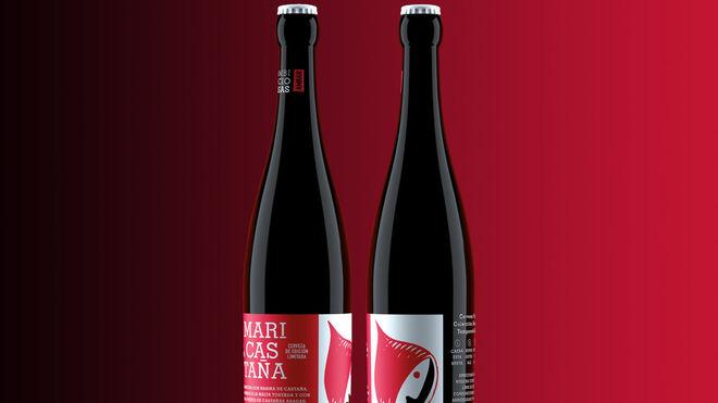 Ambar saluda al otoño con su nueva cerveza Mari Castaña