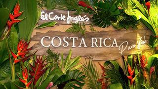 El Corte Inglés promociona la gastronomía de Costa Rica