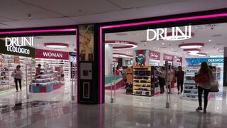 Druni se estrena en el Centro Comercial Salera de Castellón