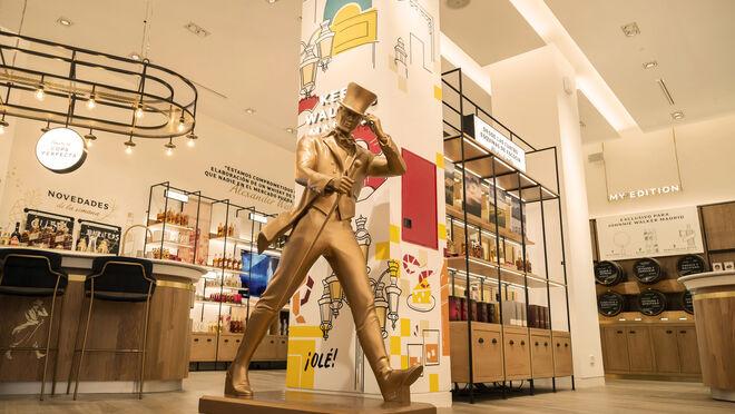 Johnnie Walker abre su primera 'flagship' en Madrid