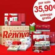 """Renova quiere darle un toque navideño al hogar con su pack """"Renova Navidad"""""""