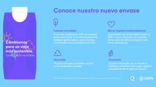 Así se fabrica la nueva botella de agua de Cabify en Málaga
