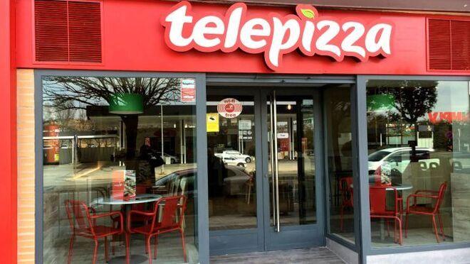 Las ventas de Telepizza se disparan hasta septiembre