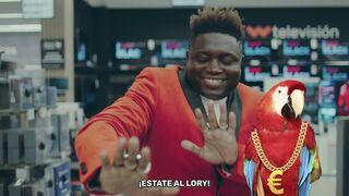 Worten lanza un arriesgado spot para el Black Friday con Lory Money