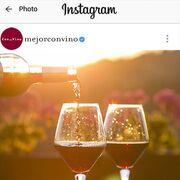 El vino: aliado perfecto para tu perfil de Instagram