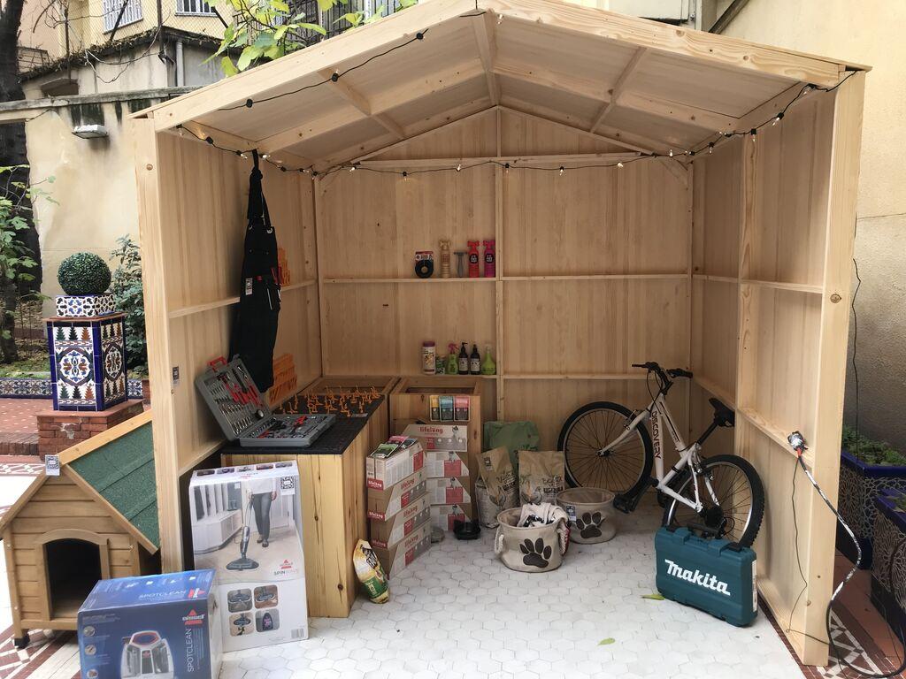 Regalos para el garaje o cobertizo