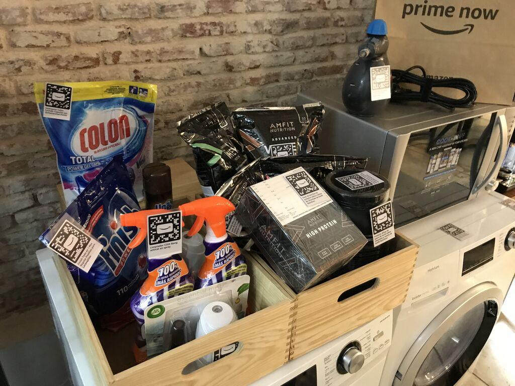 Amazon también vende productos de limpieza