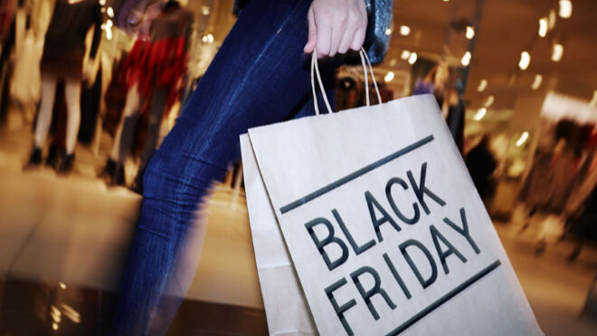 Las ventas online crecieron el 10% en el Black Friday