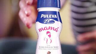 Puleva lanza una bebida láctea para embarazadas
