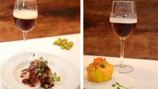Cerveceros de España propone cerveza para maridar las comidas y cenas navideñas