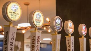San Miguel Tap Station: una experiencia cervecera en Pangea The Travel Store