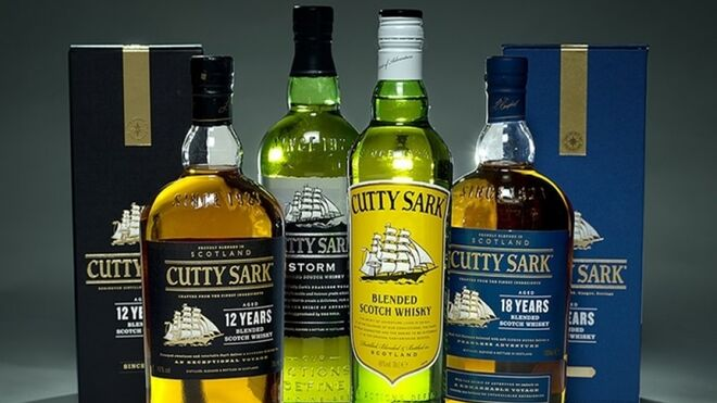 La Martiniquaise-Bardinet adquiere Cutty Sark