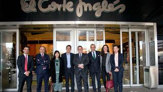 """El Corte Inglés y Alibaba se unen para ofrecer """"una propuesta imbatible"""""""
