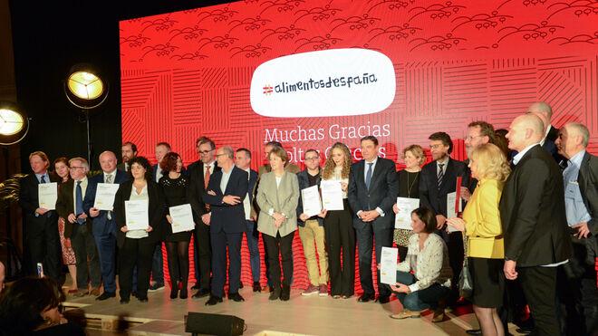 Luis Planas entrega los Premios Alimentos de España
