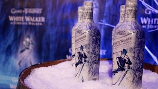White Walker (Johnnie Walker) se estrena por todo lo alto