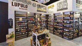 Mahou San Miguel abre en Madrid su tienda de cervezas