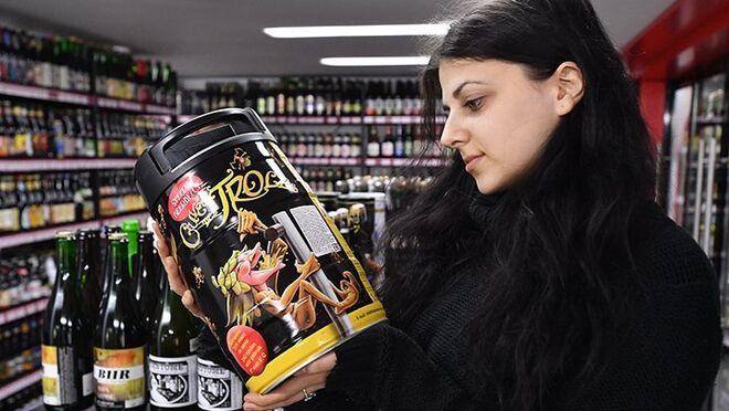 Así es el mayor supermercado de cerveza del mundo