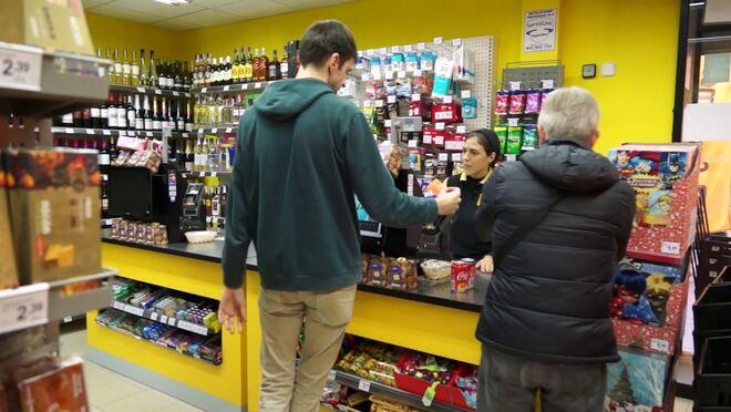Así es Rapid Madrid, el supermercado franquiciado de Eroski