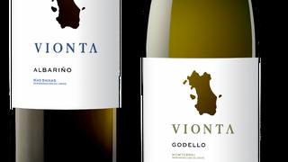 Bodegas Vionta estrena nueva imagen para sus vinos