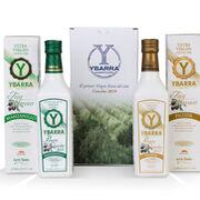 Ybarra lanza sus nuevos aceites primera cosecha 2019