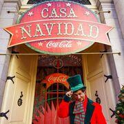 La Casa de la Navidad de Coca-Cola vuelve al centro de Madrid