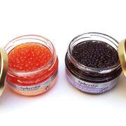 Pescaviar amplía su gama de esferas listas para consumir
